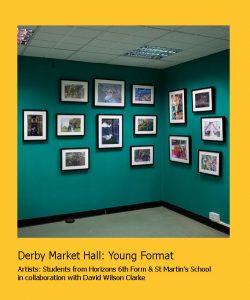 Derby Market hall 3 border by .
